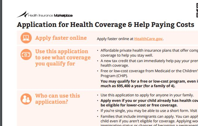 ​How Do I Apply for Health Insurance Through the Marketplace?